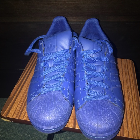 adidas By Zapatos | Superstar Supercolor Pack By adidas Pharrell Rare | Poshmark 6d56d9